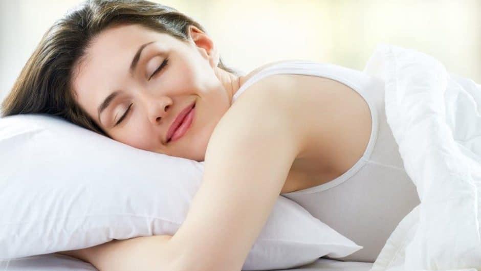 Najlepsze pozycje do spania